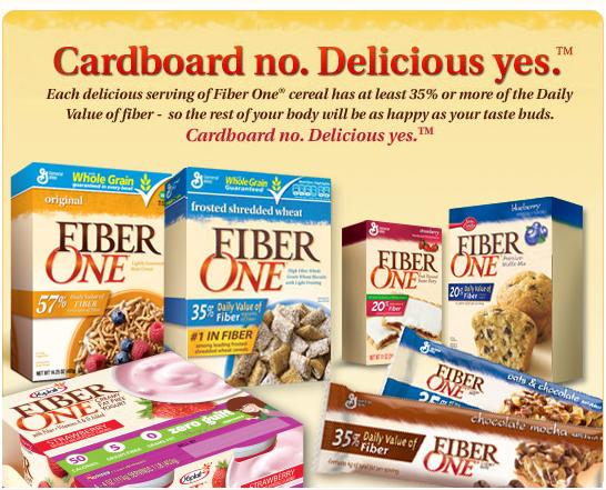 Cardboard no.  Delicious yes.